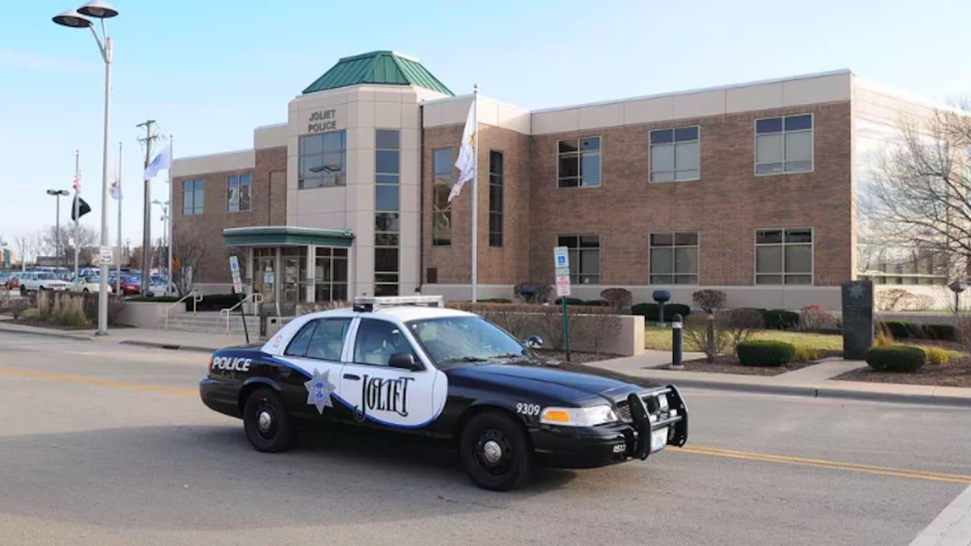 Joliet police car
