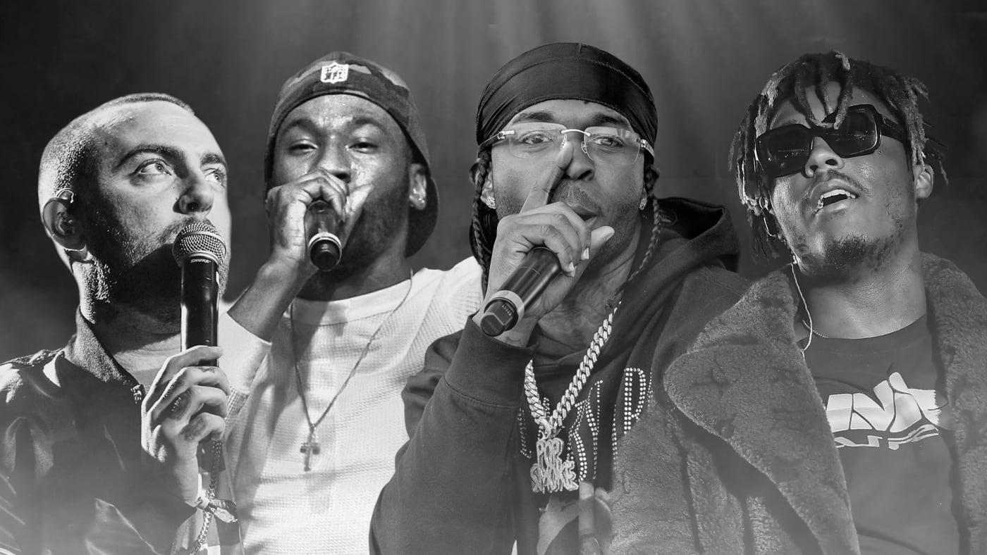 Posthumous rap albums