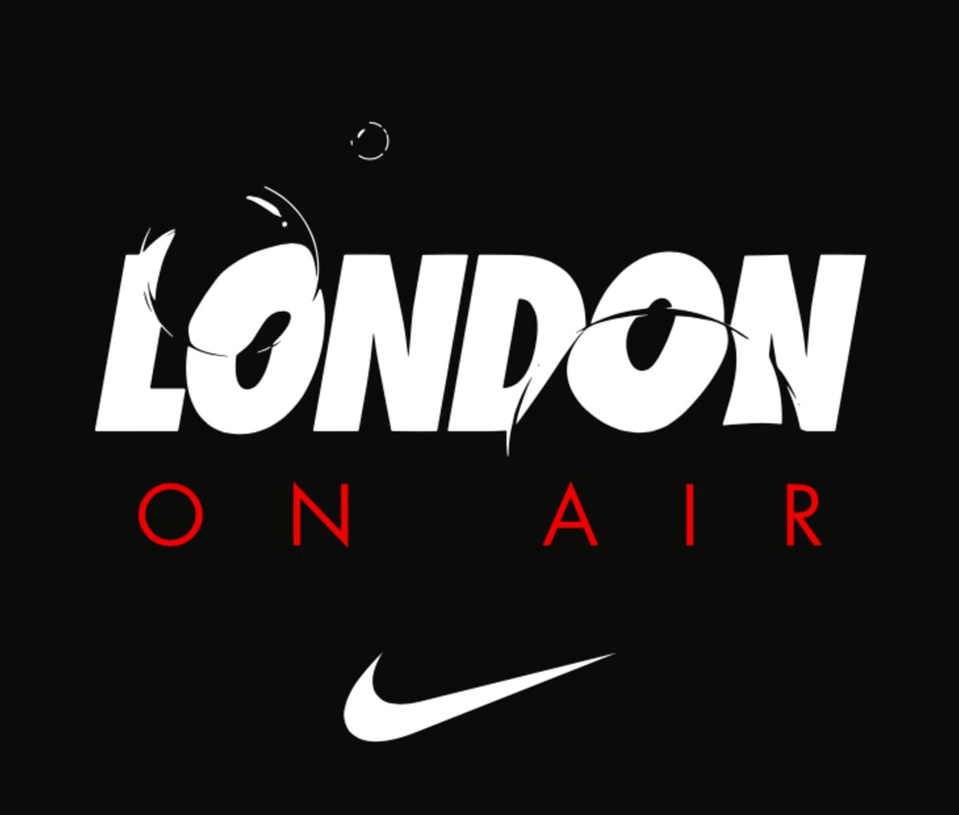 nike london on air