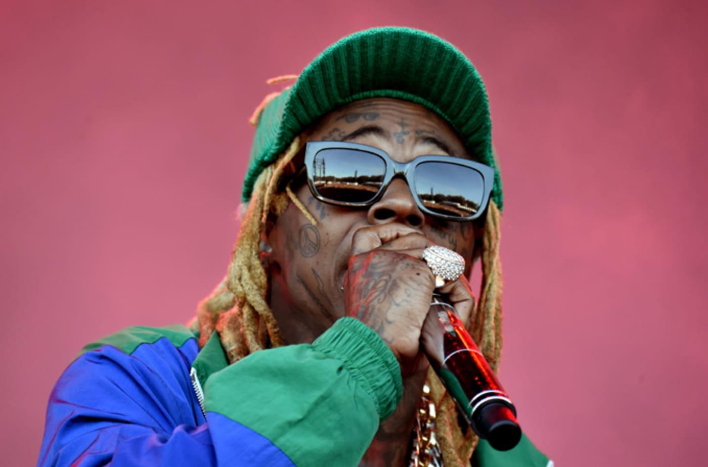 Lil Wayne 'Funeral'