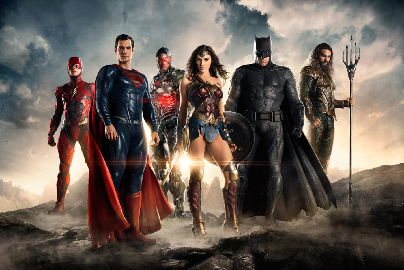The Synder Cut Zack Snyder's Justice League