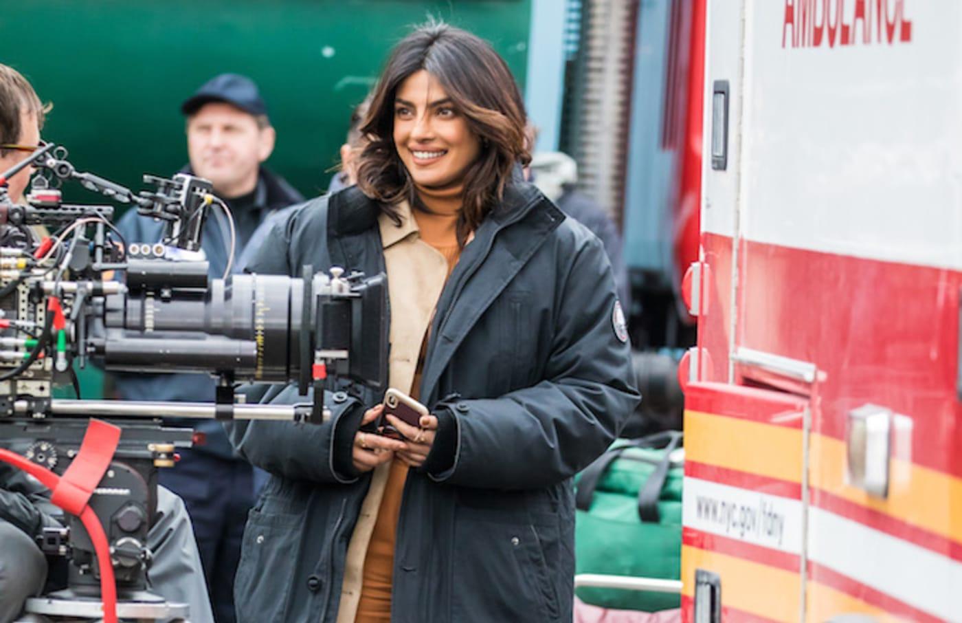 Priyanka Chopra Complexion Casting