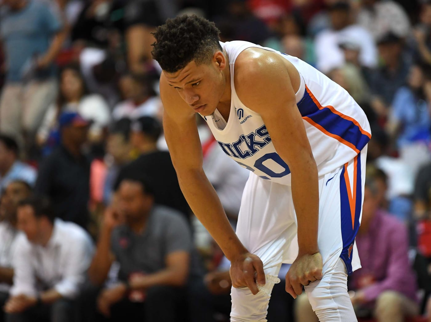 Kevin Knox Vegas Knicks 2018