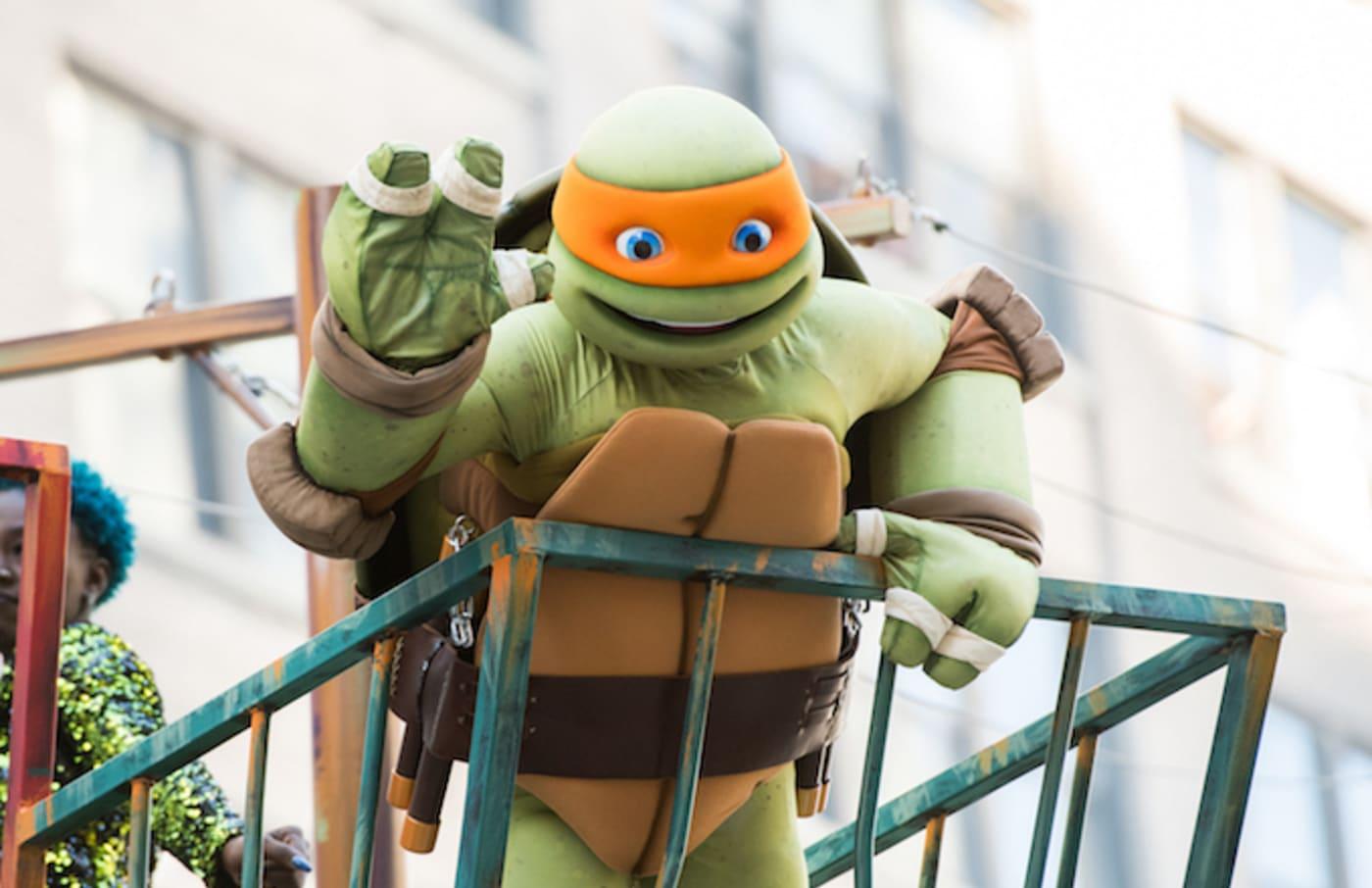 Michelangelo of Teenage Mutant Ninja Turtles