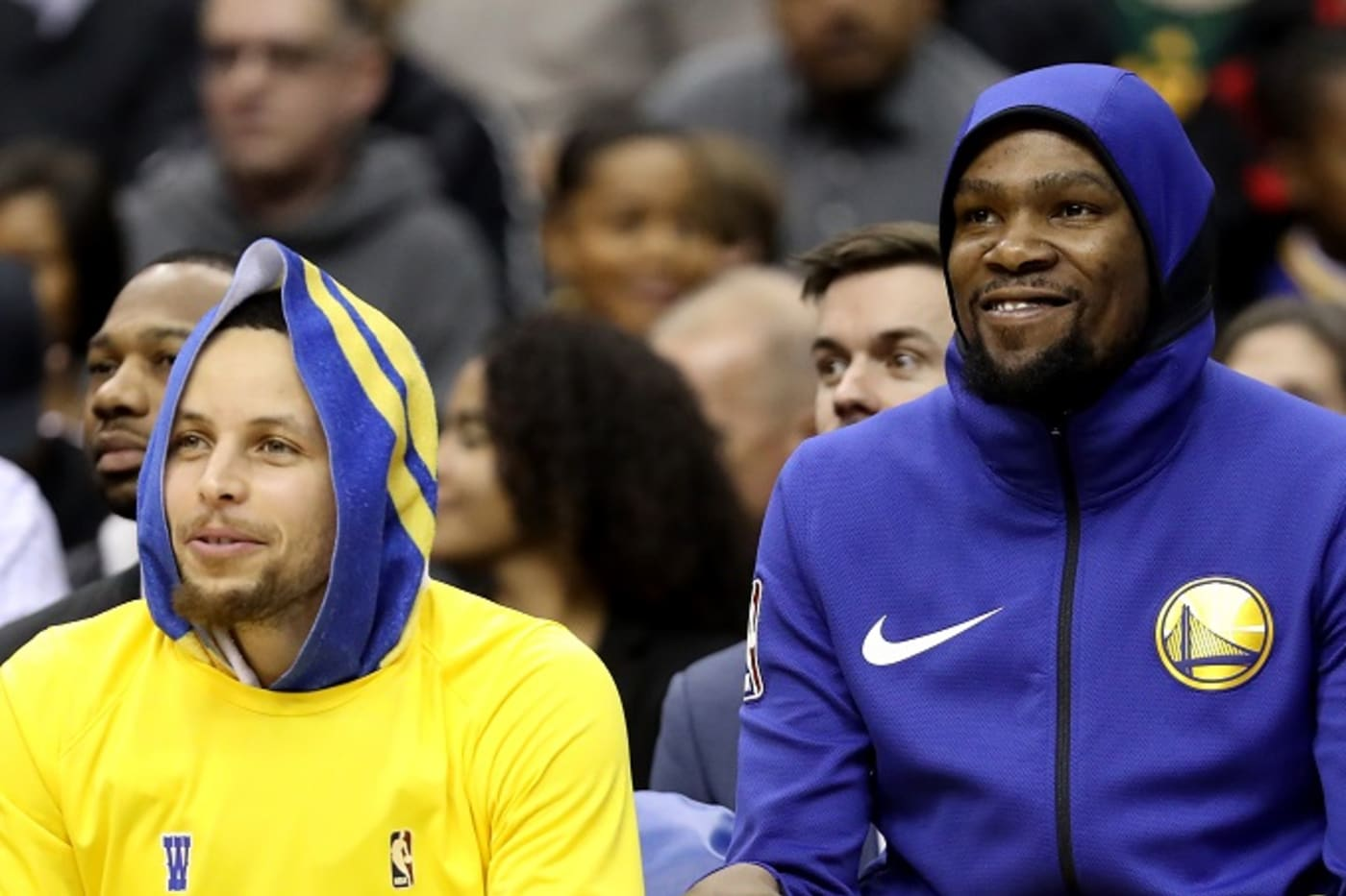 steph curry kevin durant