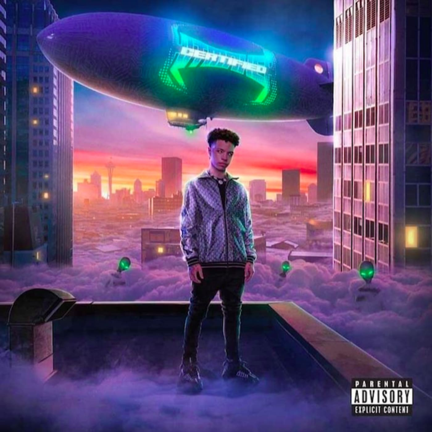 Lil Mosey 'Certified Hitmaker'
