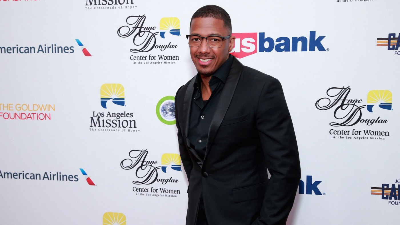 Nick Cannon attends The Los Angeles Mission Legacy of Vision Gala