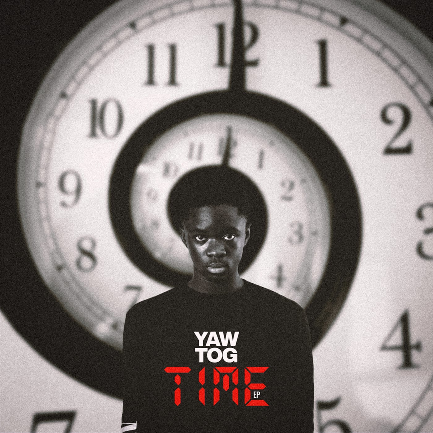 Yaw Tog - 'Time' EP
