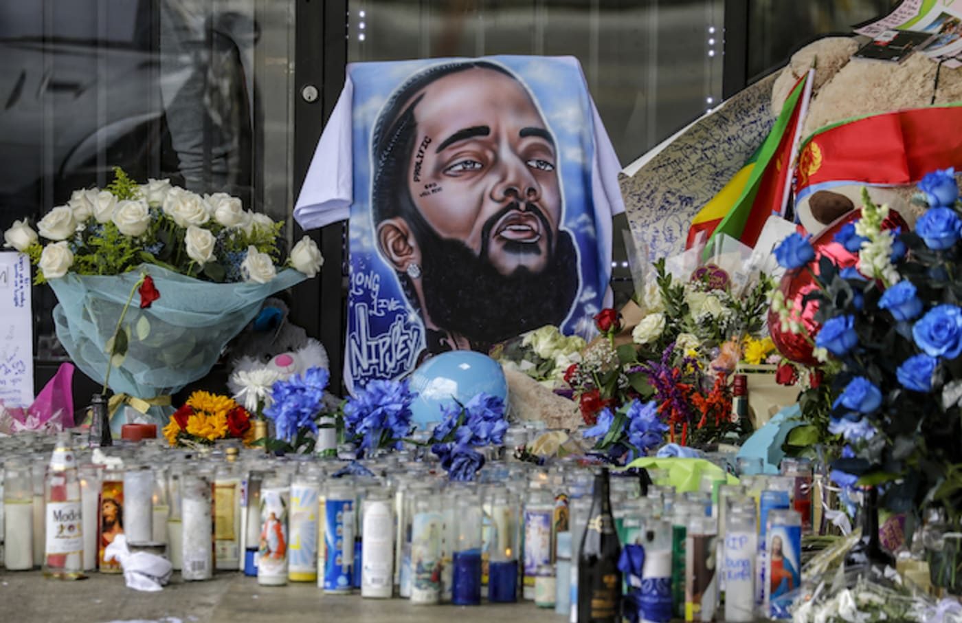 nipsey sister talks about brothers death