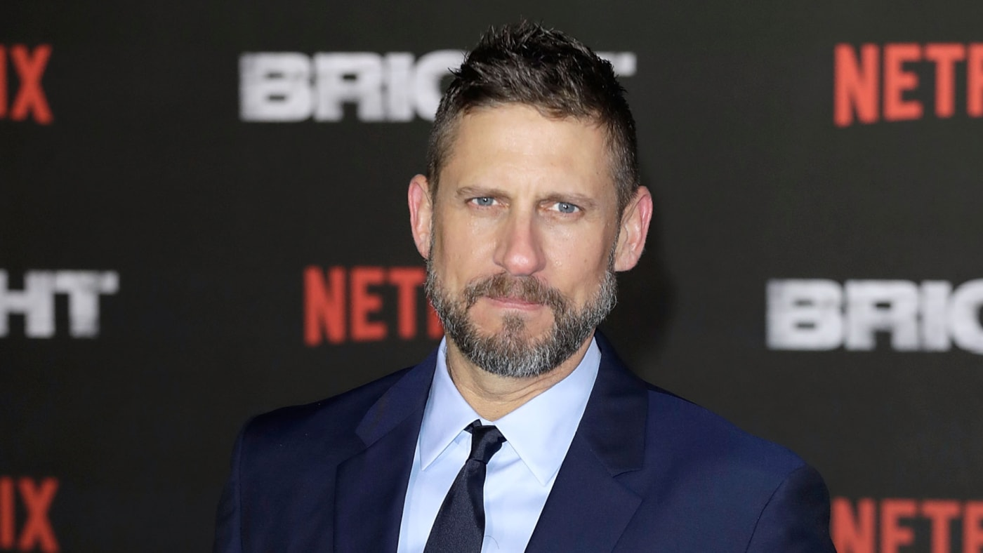 David Ayer attends the European Premeire of 'Bright.'