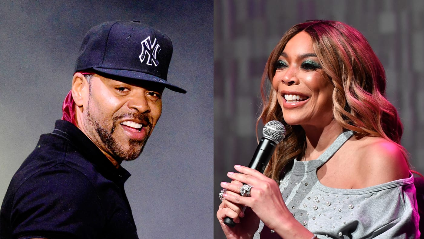 Method Man and Wendy Williams