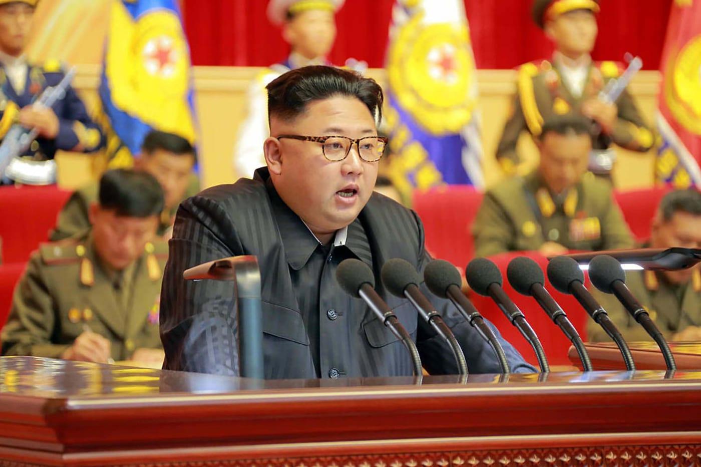 Kim Jong Un August 2016.