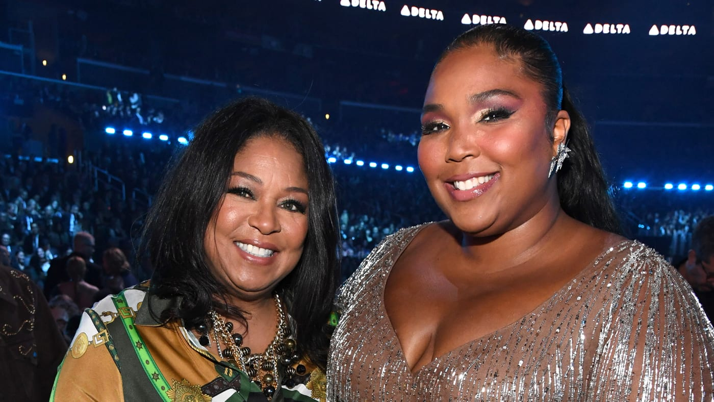 lizzo and her mother