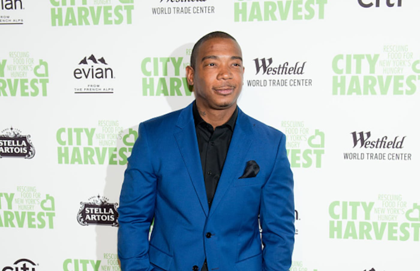 Ja Rule attends the 23rd Annual City Harvest 'An Evening of Practical Magic' Gala