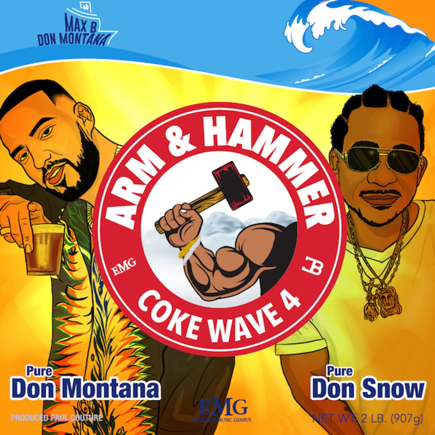 Coke Wave 4 cover
