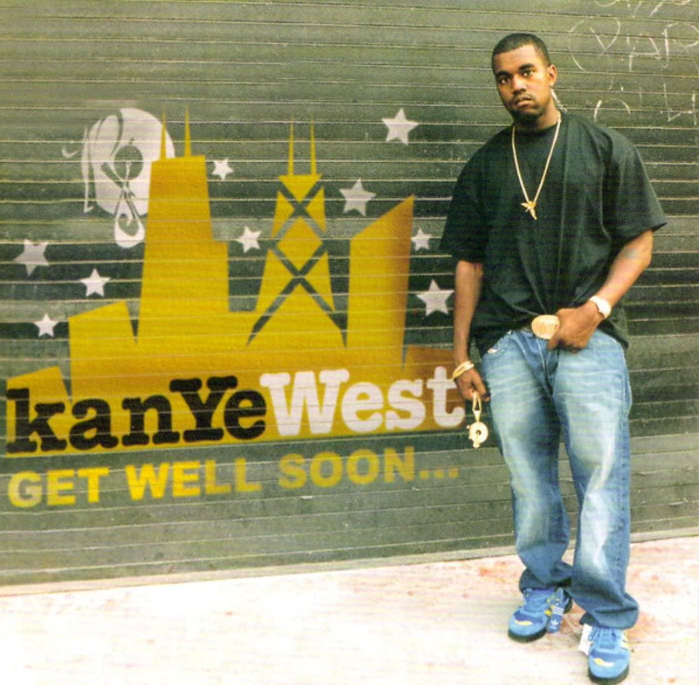rapper mix tape get well soon kanye west
