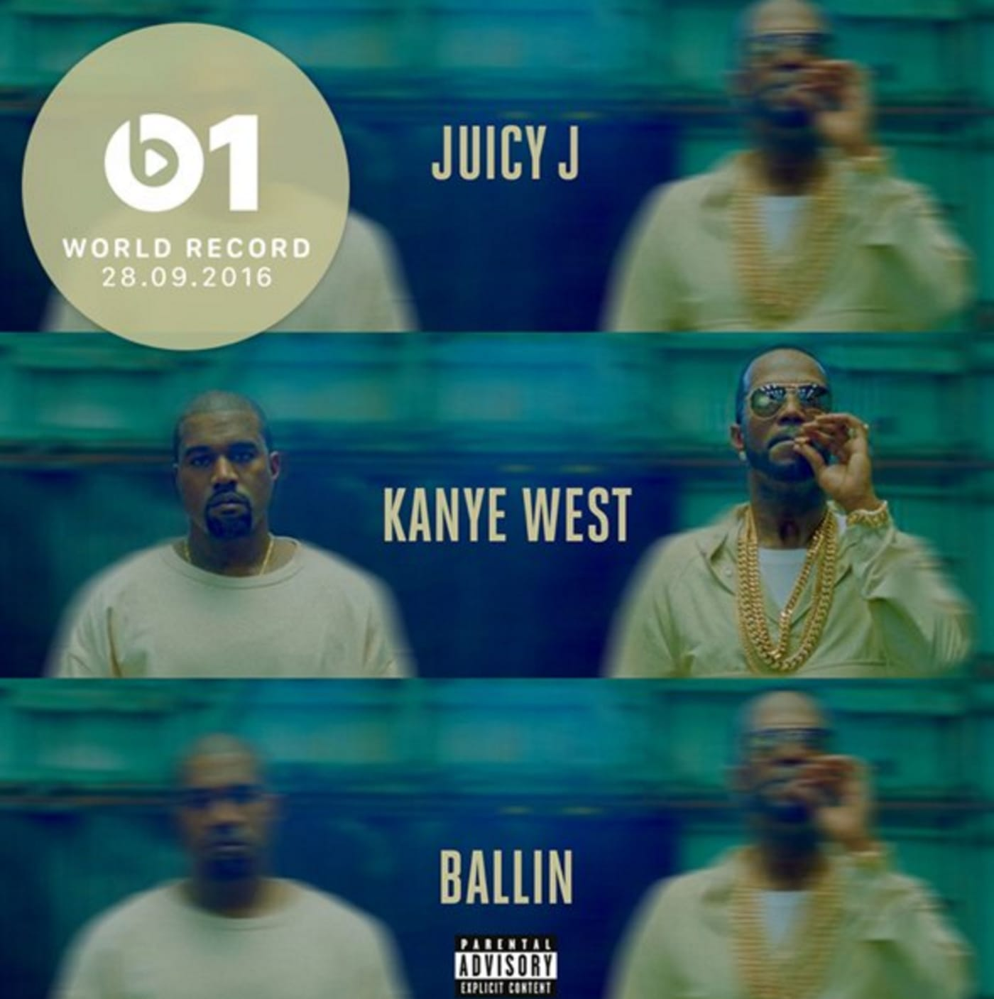 Juicy J Kanye Ballin