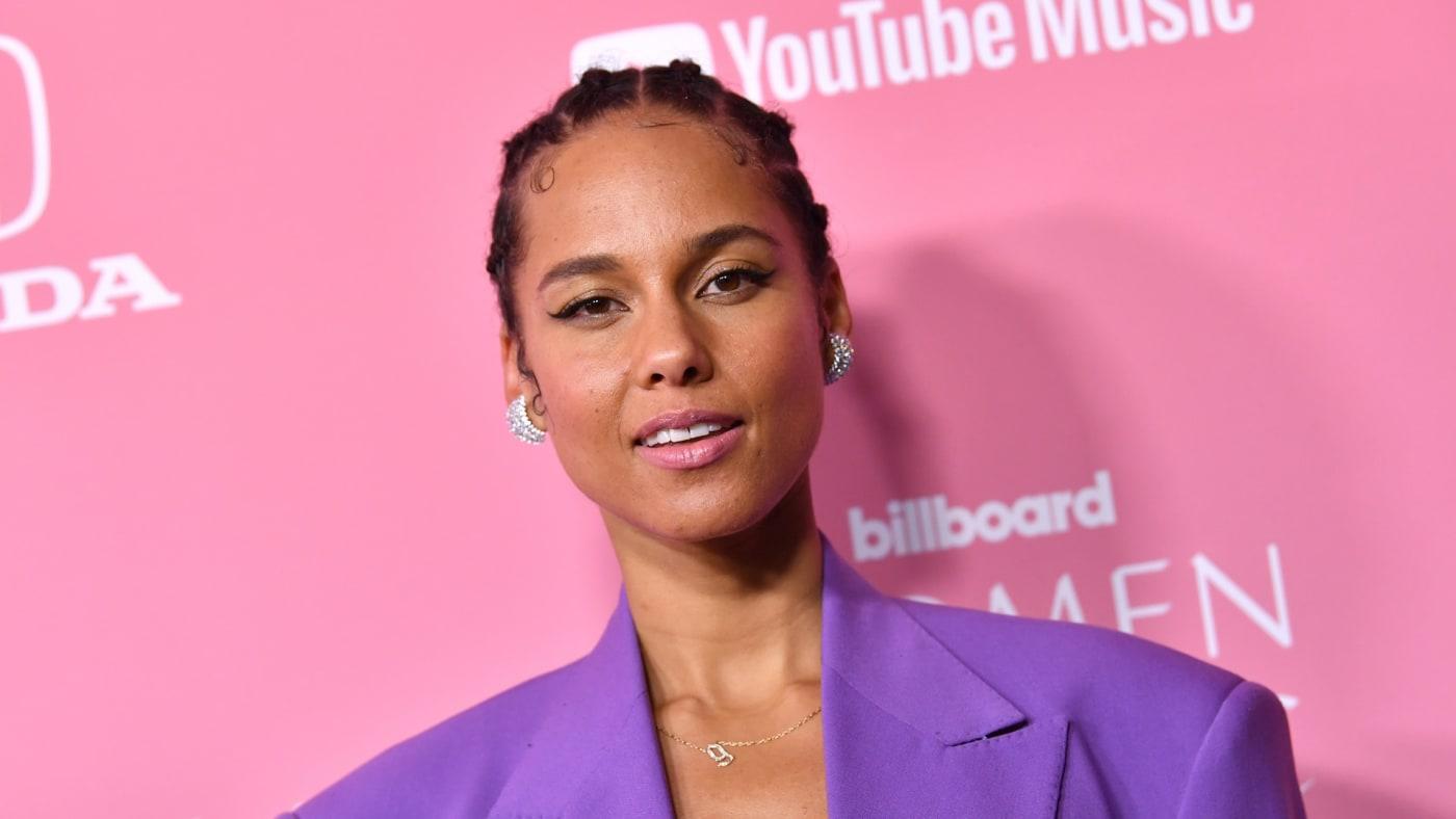 Alicia Keys attends Billboard Women In Music 2019.