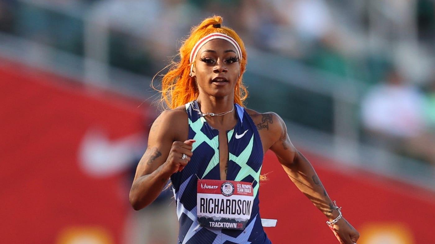 Sha'Carrie Richardson