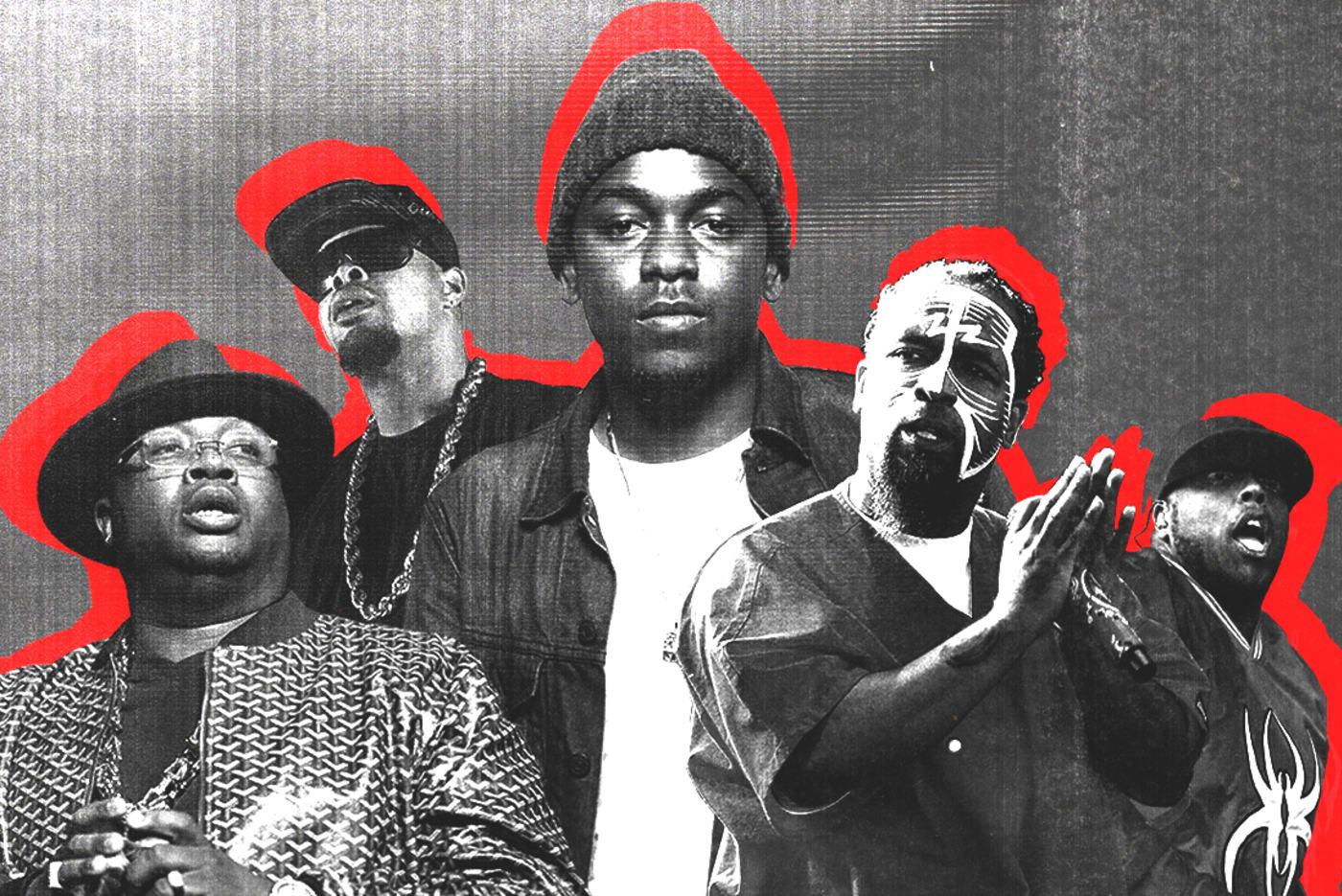 kendrick lamar strange music era