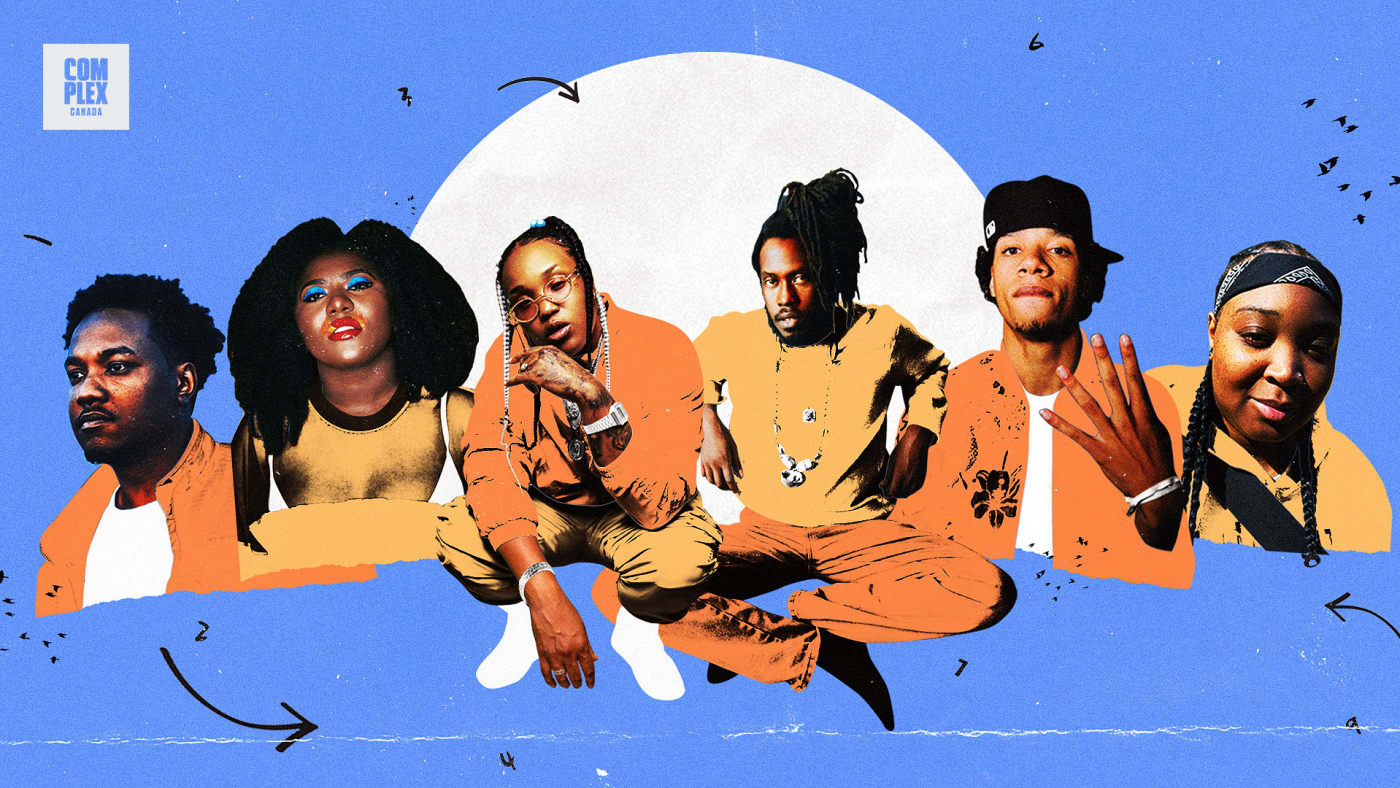 11 Rising Black Canadian Artists You Should Know, according to The Block's Angeline Tetteh Wayoe