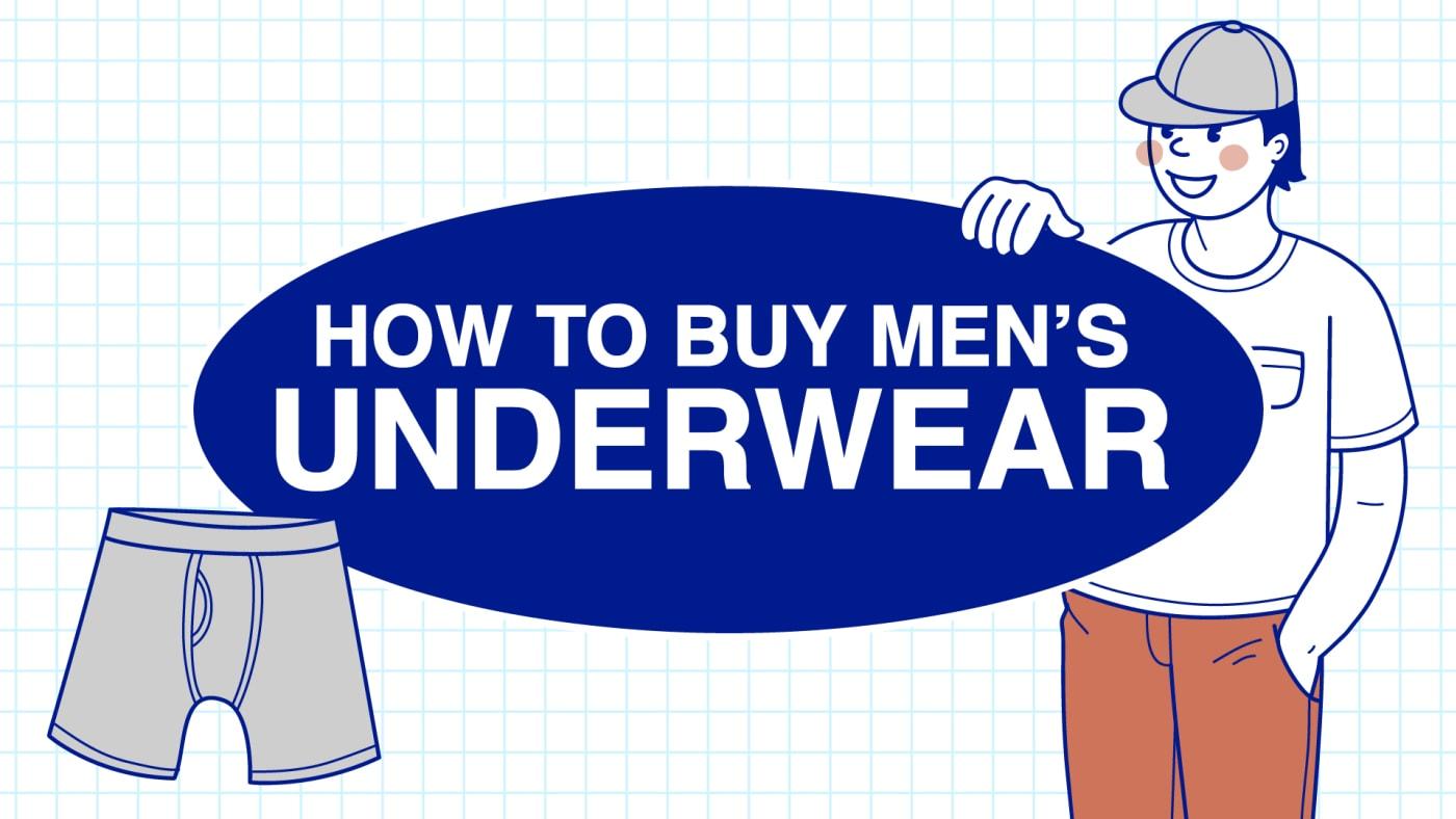 How to Buy Men's Underwear