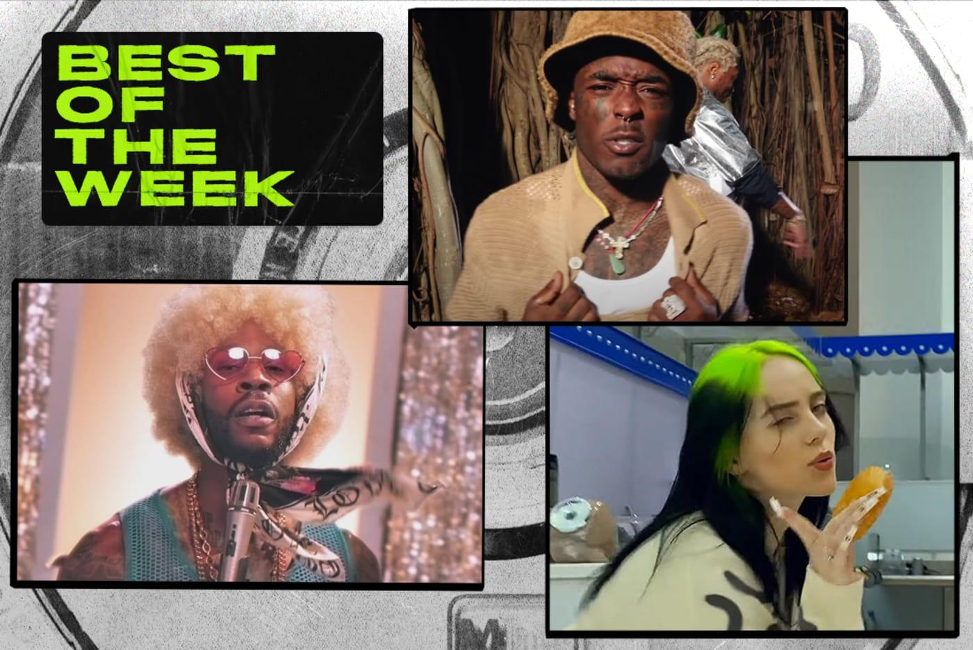 best new music 2 chainz uzi future billie
