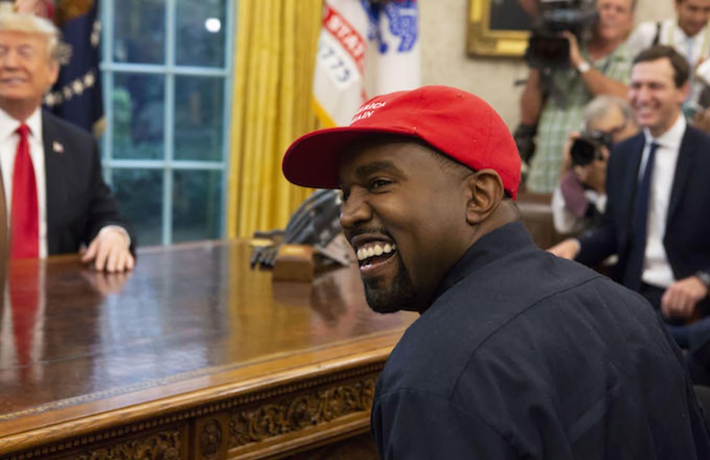 Kanye.