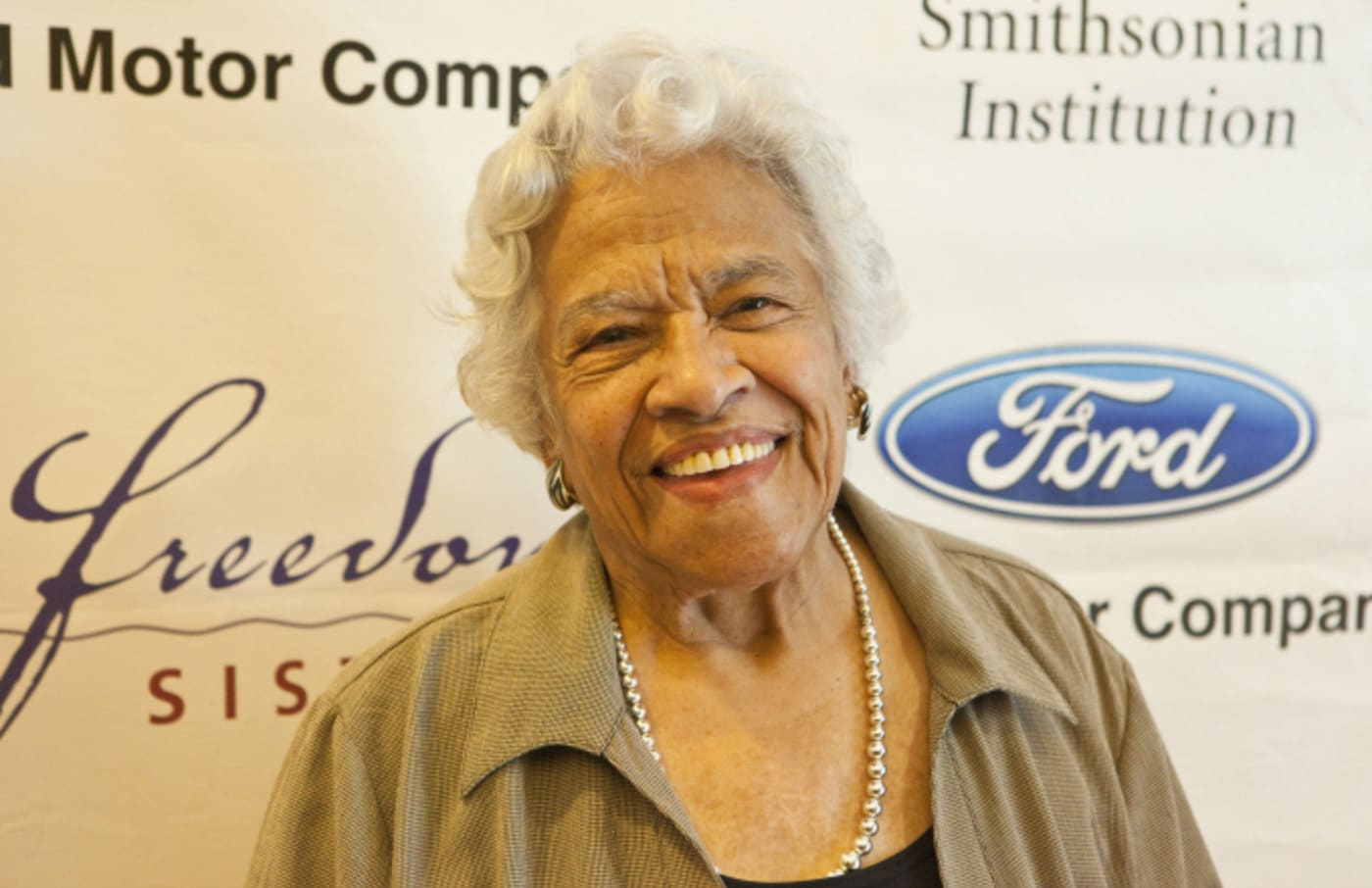 New Orleans Chef Leah Chase of Dooky Chase Restaurant