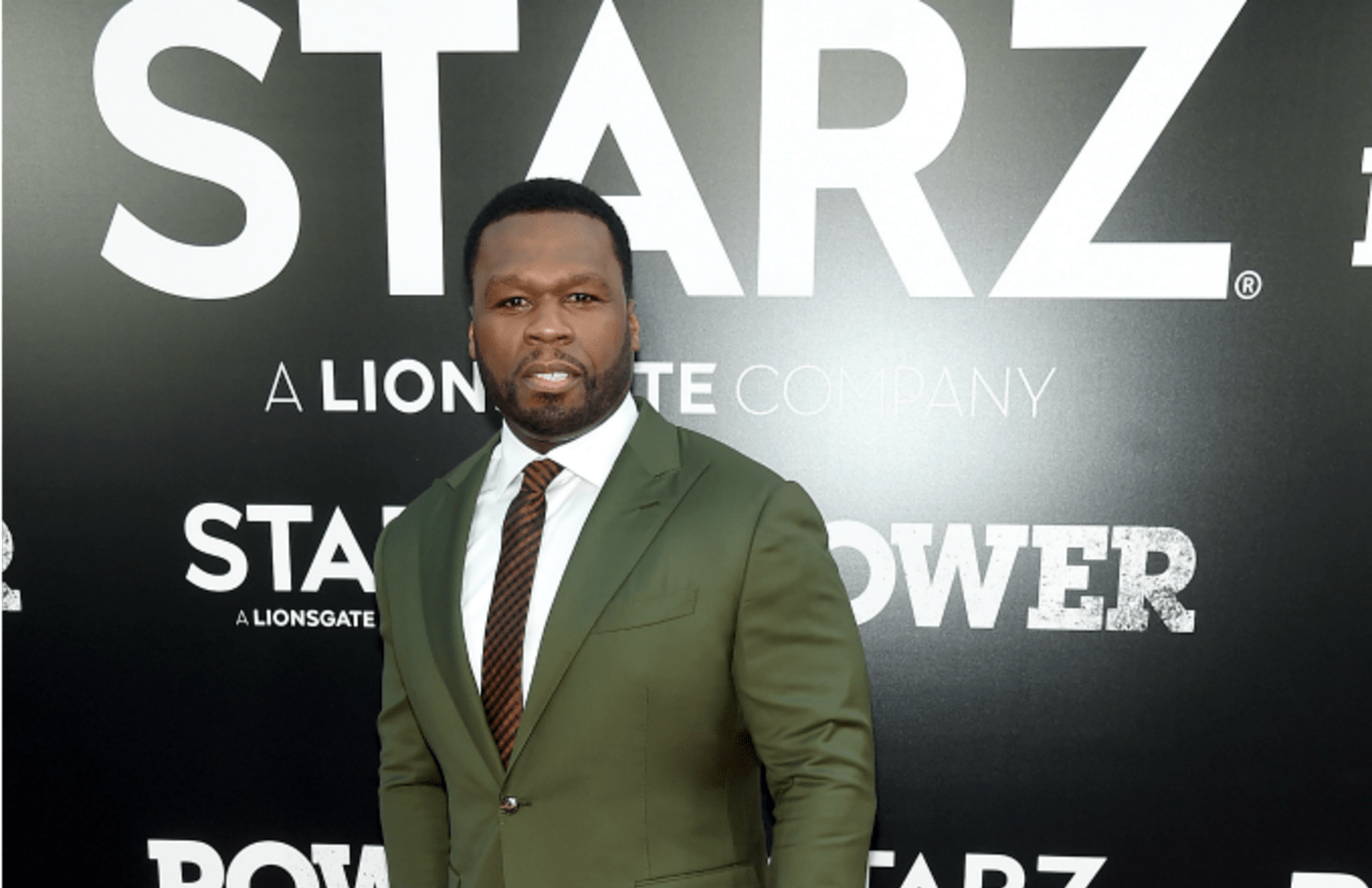 """Curtis """"50 cent"""" Jackson attends the Starz """"Power"""""""