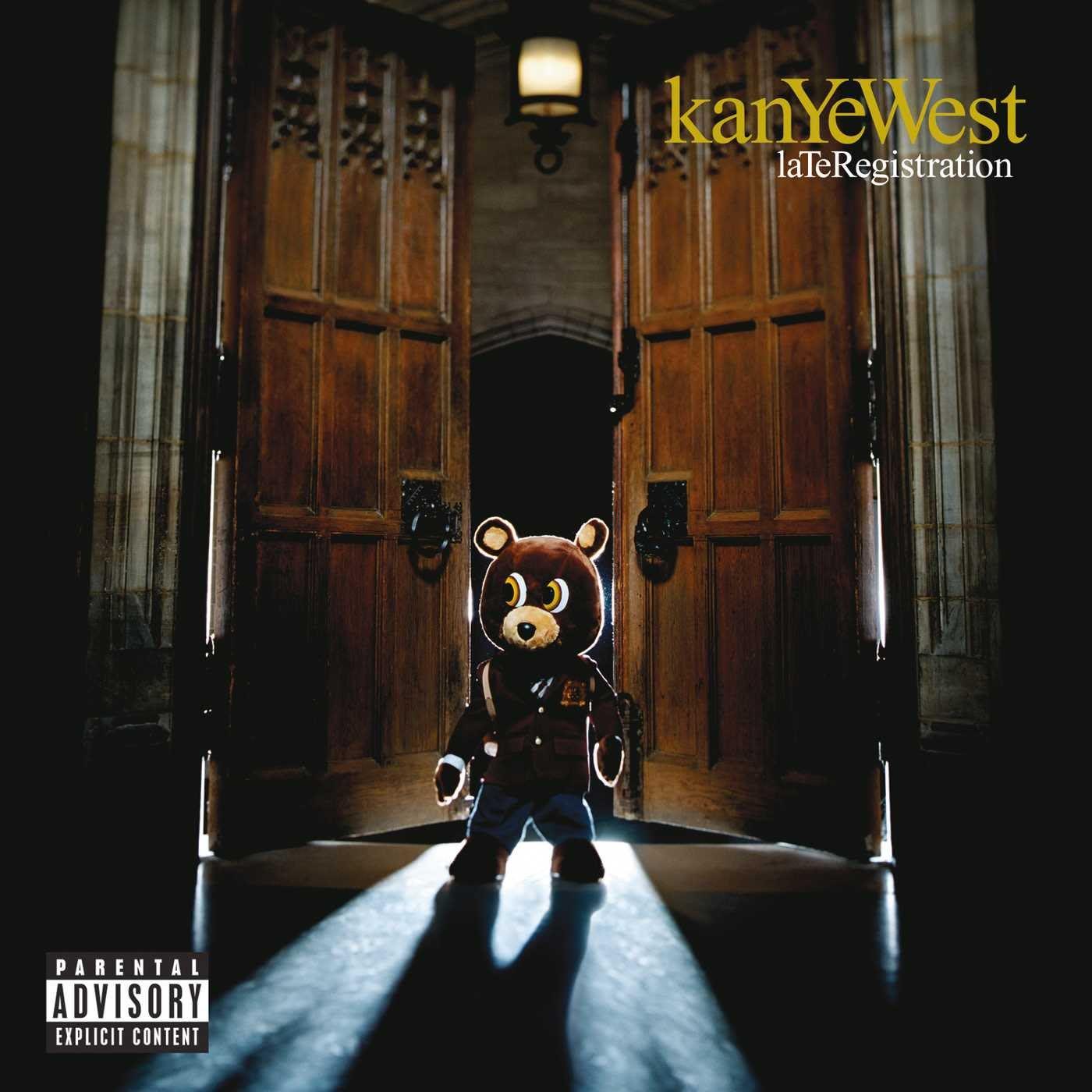Kanye West 'Late Registration'