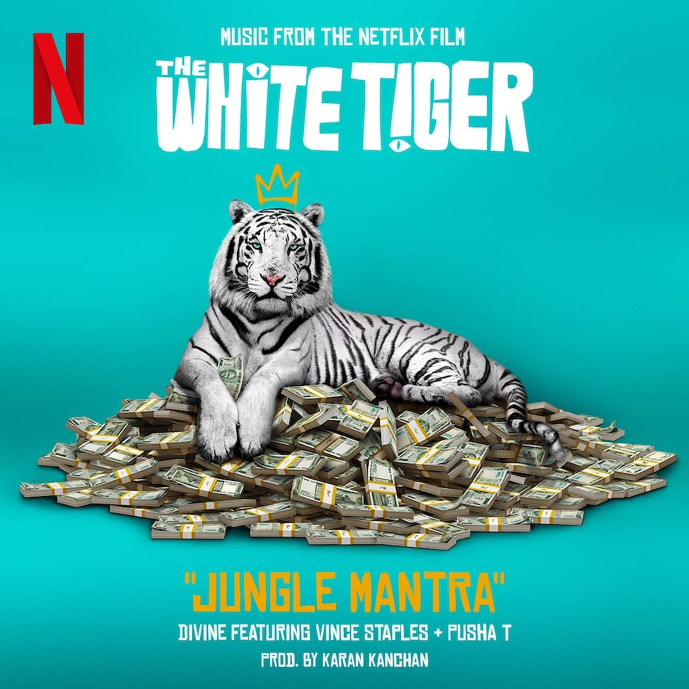 """Divine """"Jungle Mantra"""" f/ Pusha T and Vince Staples"""