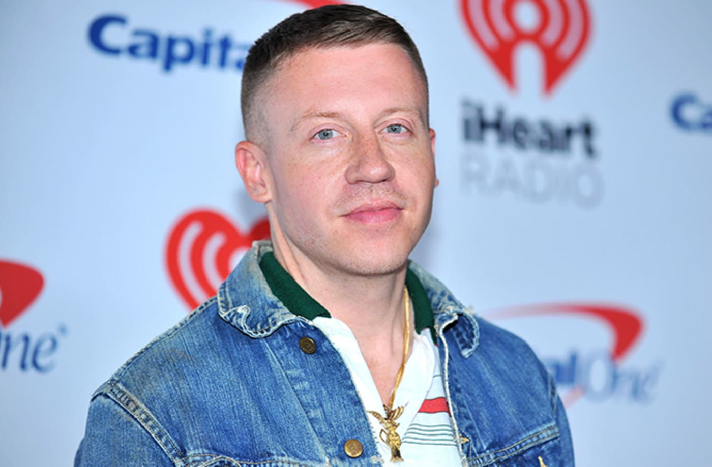 This is a photo of Macklemore.