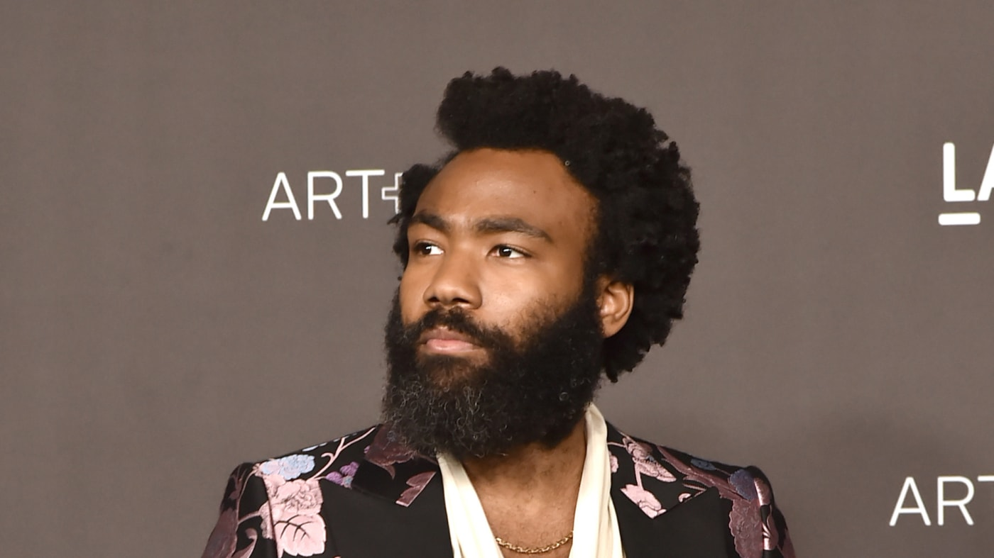 Donald Glover attends the 2019 LACMA Art + Film Gala