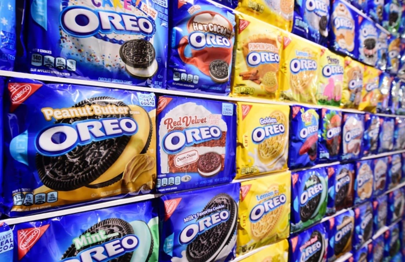oreo cookie flavors