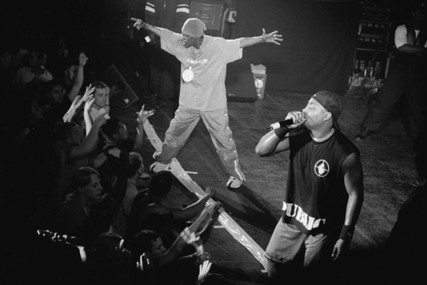 Public Enemy in Hamburg/Germany 2000