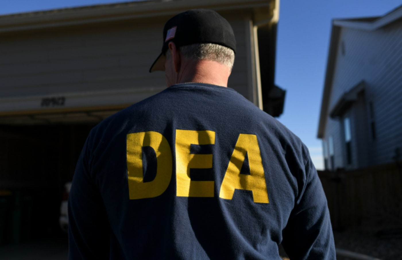 Members of the Drug Enforcement Administration