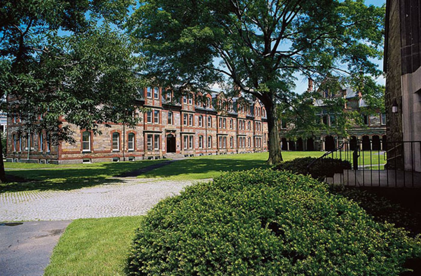 This is a photo of Harvard.