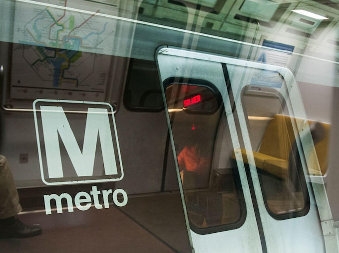 DC Metro Naked Man