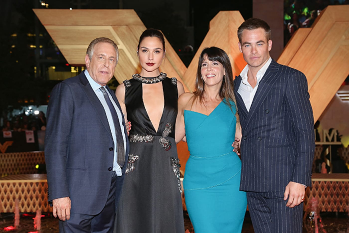 'Wonder Woman' Mexico City Premiere   Red Carpet
