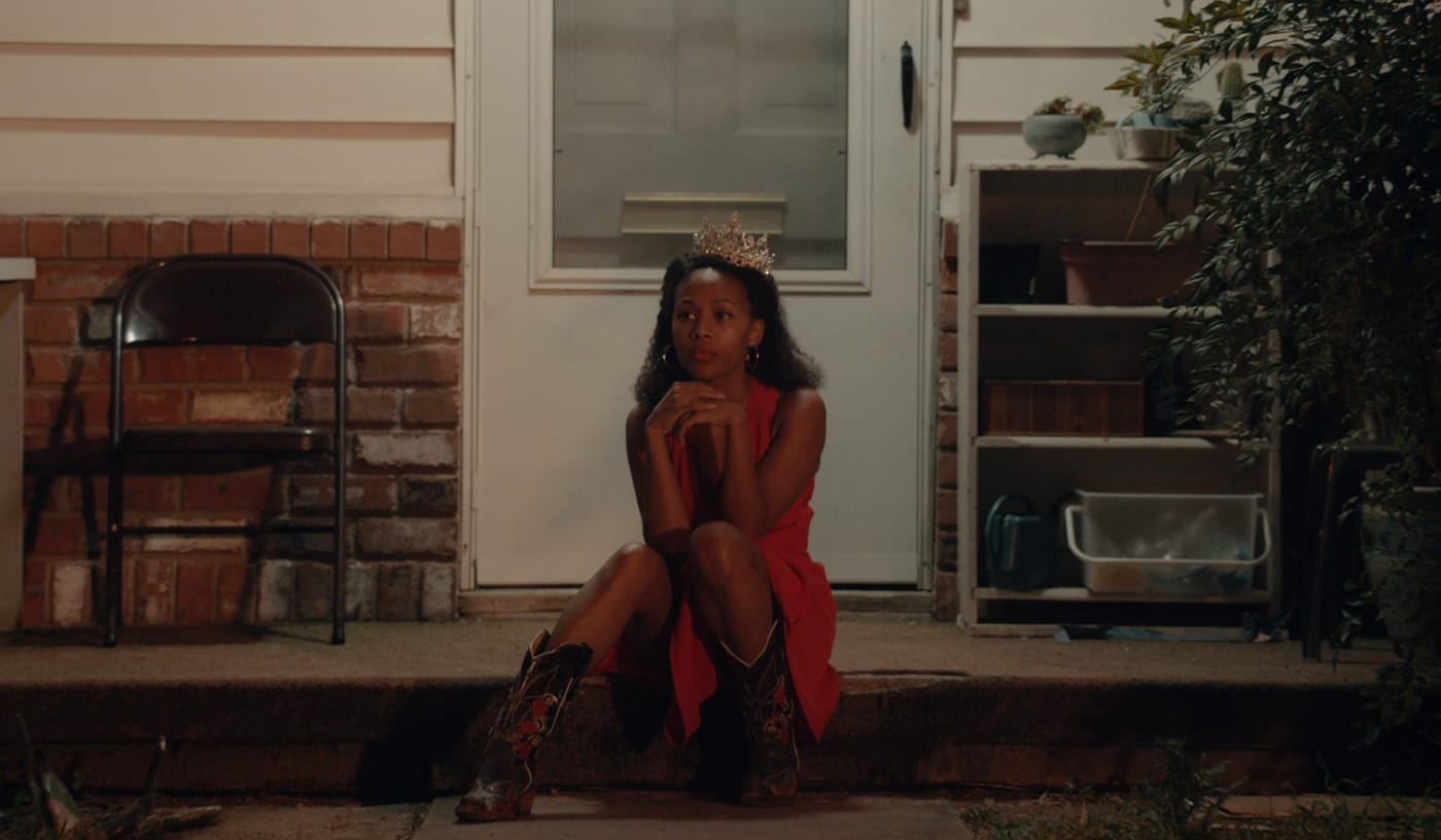 Nicole Beharie as Turquoise in MISS JUNETEENTH
