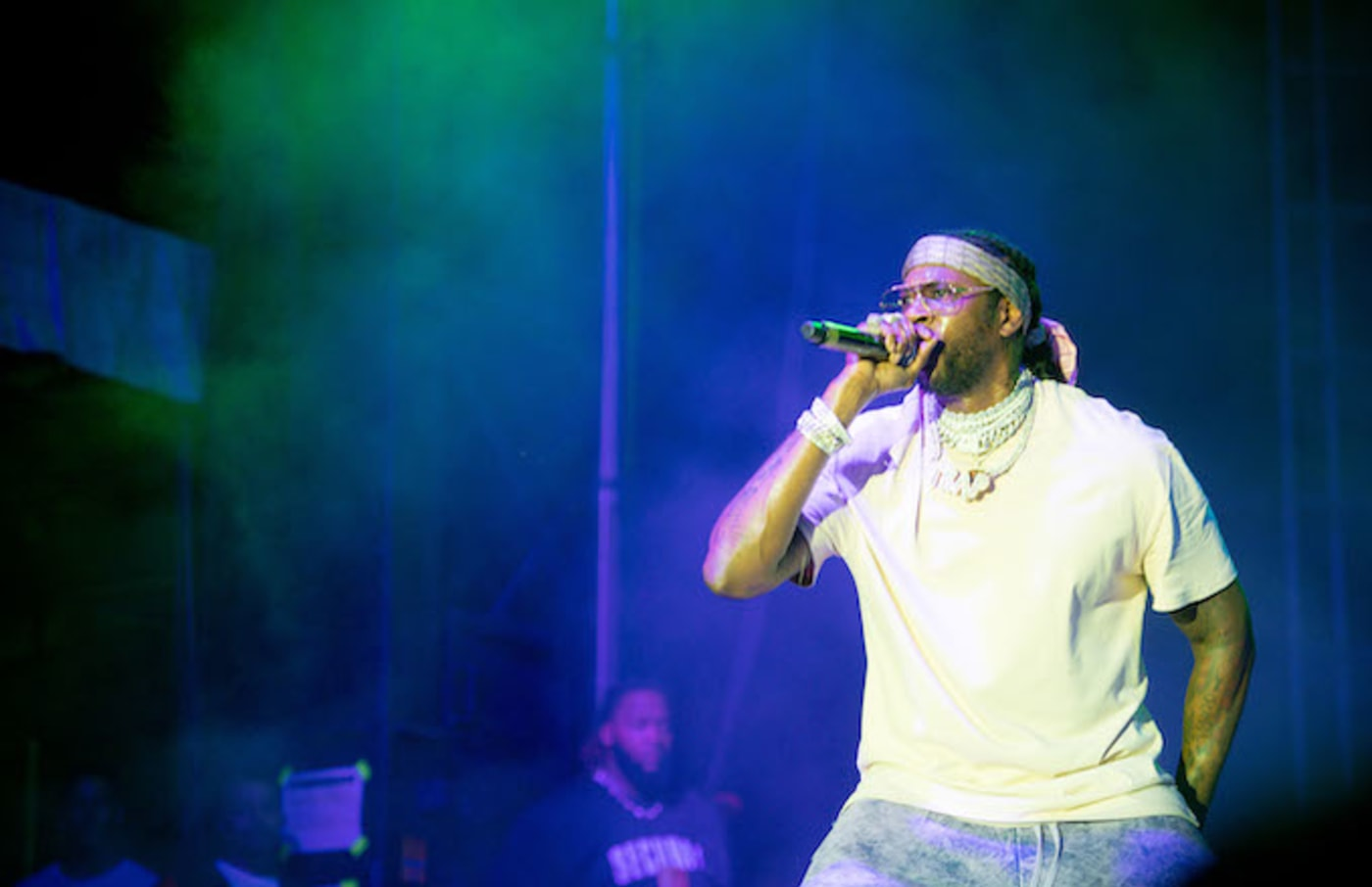 Rapper 2 Chainz.