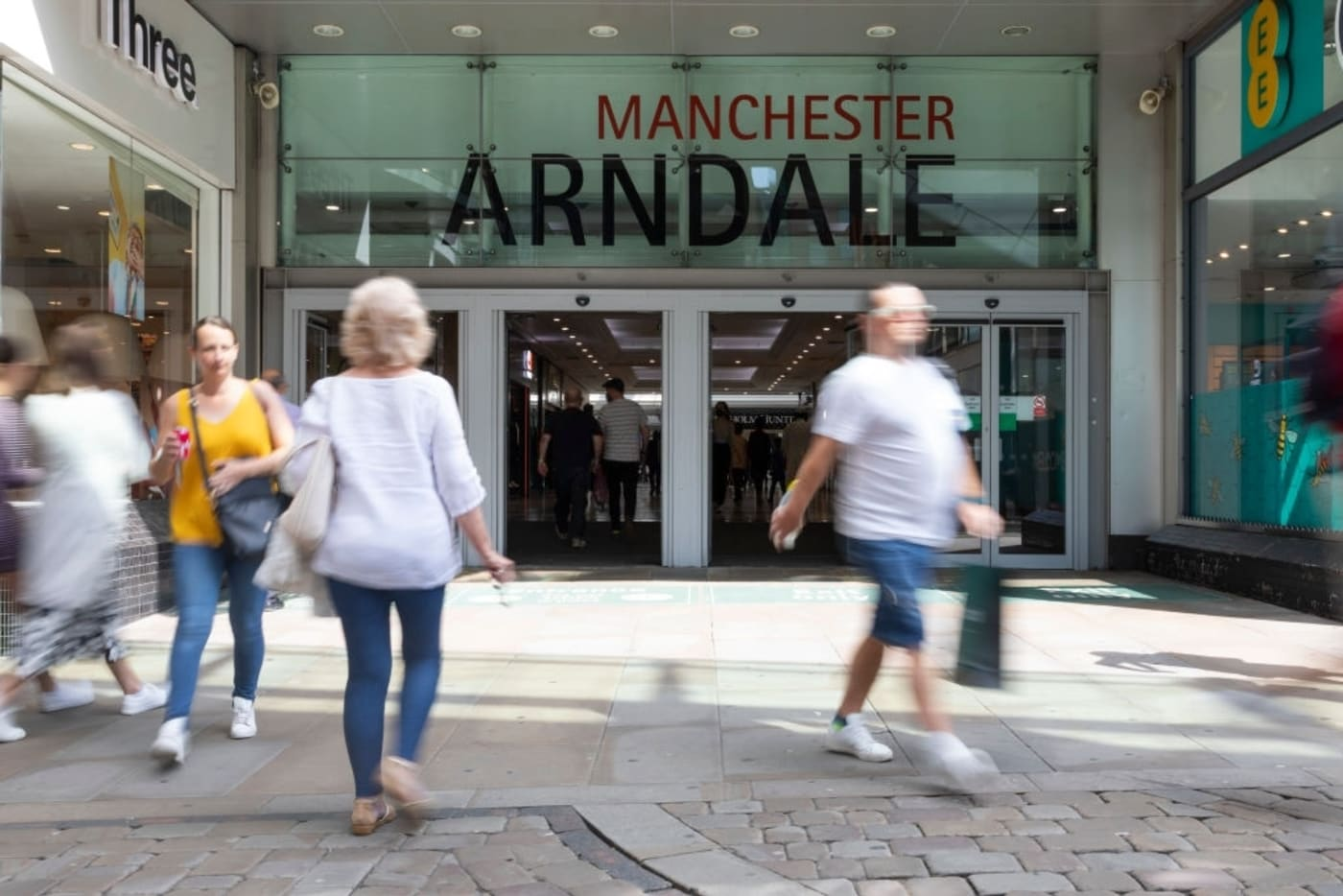 Manchester High Street (credit: Daniel Harvey Gonzalez / Getty Images)