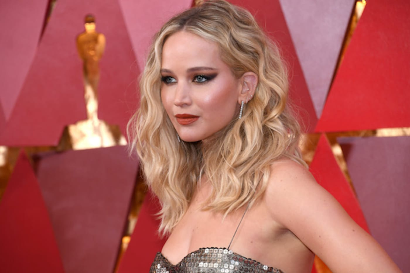 This is a picture of Jennifer Lawrence.