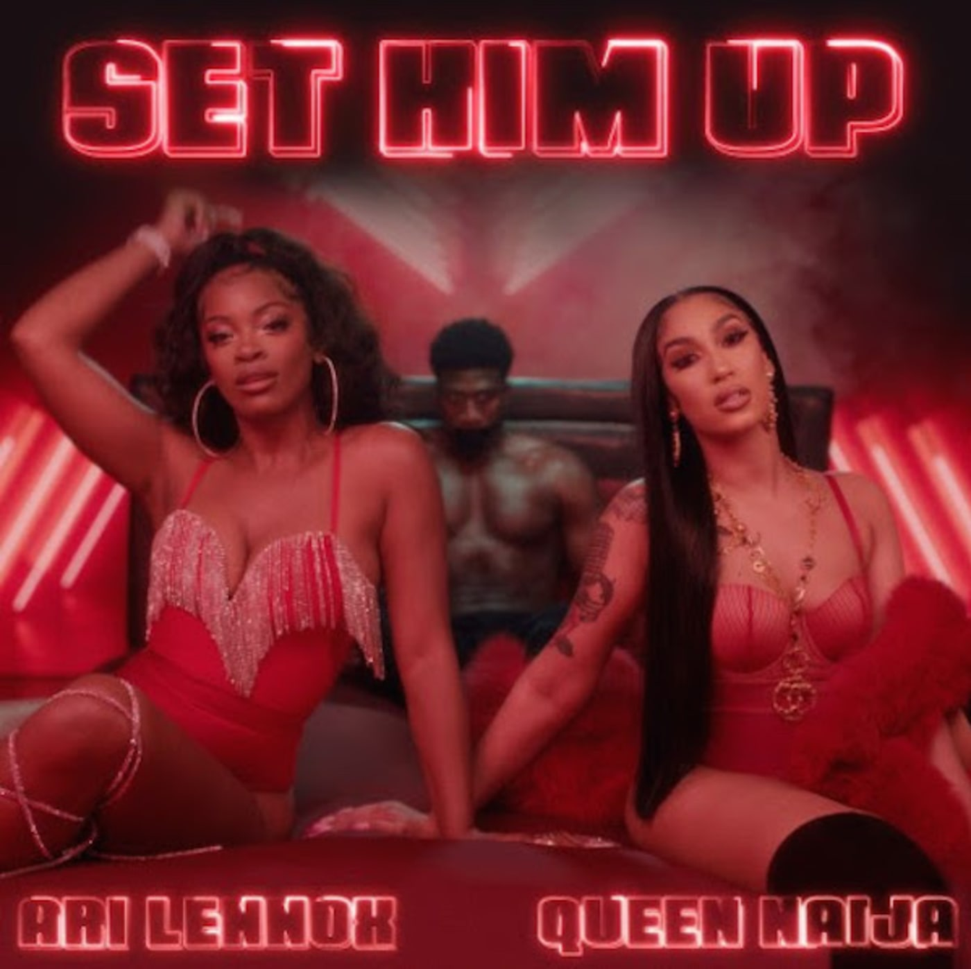 "Queen Naija — ""Set Him Up"" featuring Queen Naija"