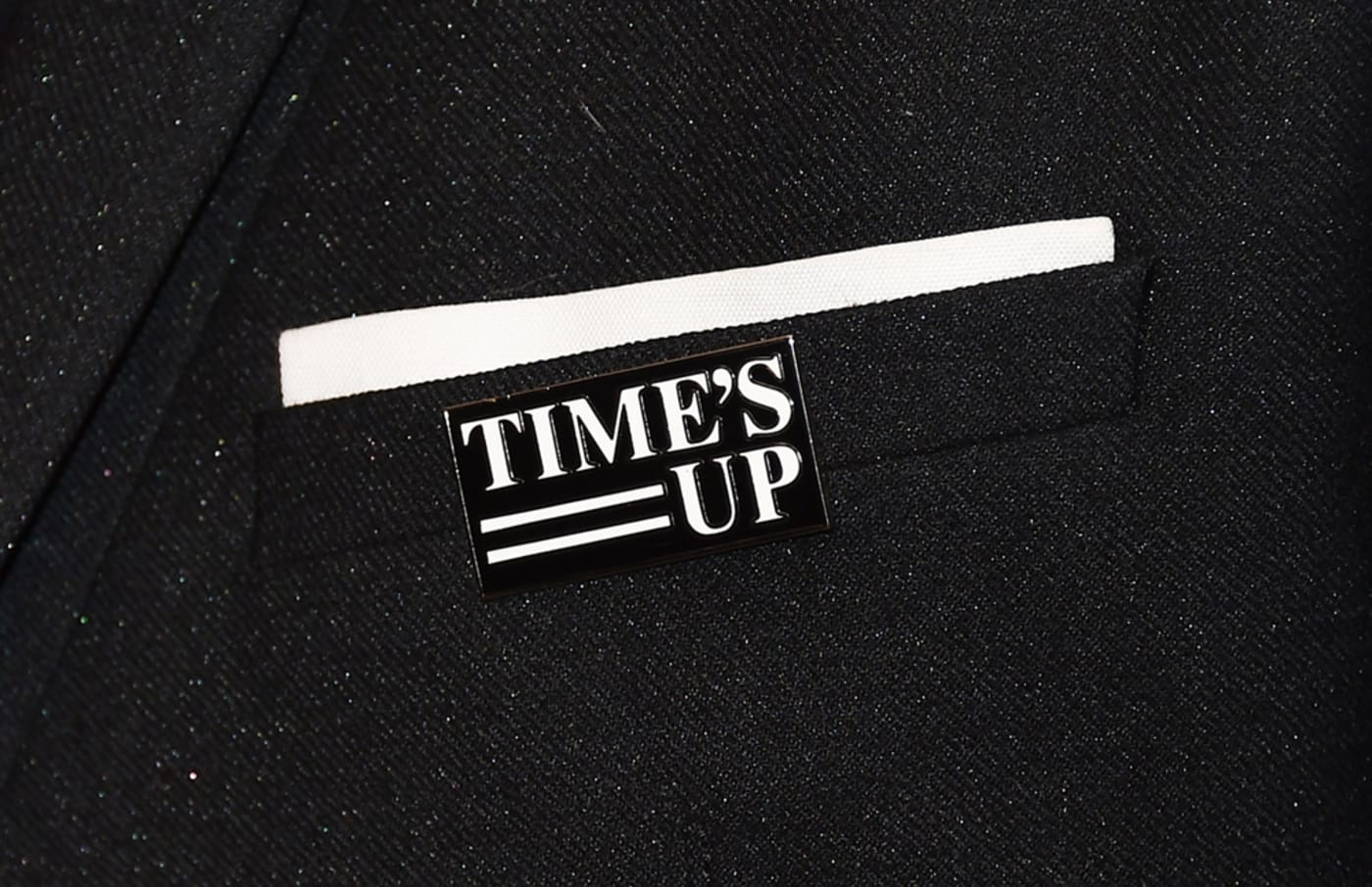 times up pin getty