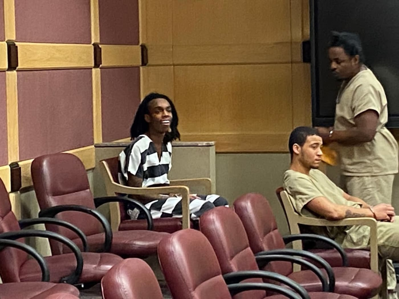 YNW Melly courtroom