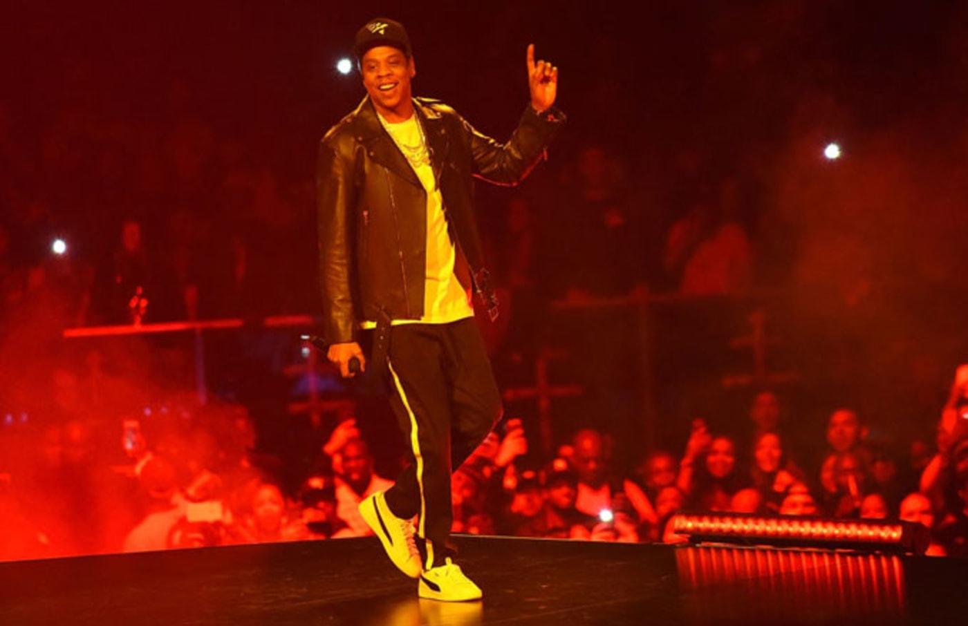 Jay Z 4:44 Tour Brooklyn