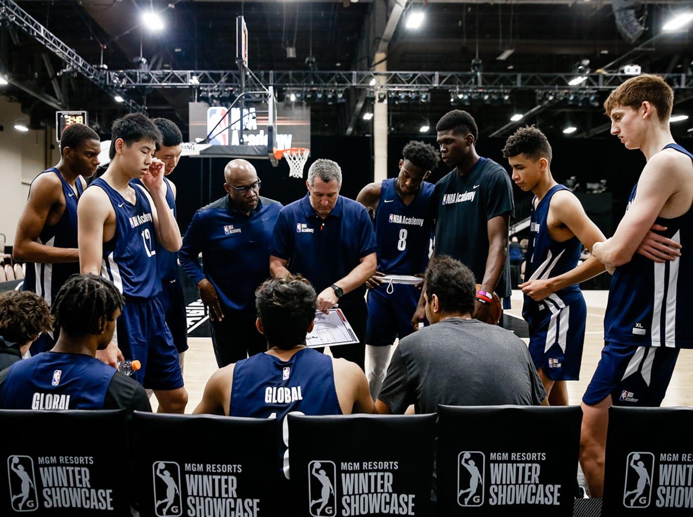 NBA Academy Winter Showcase