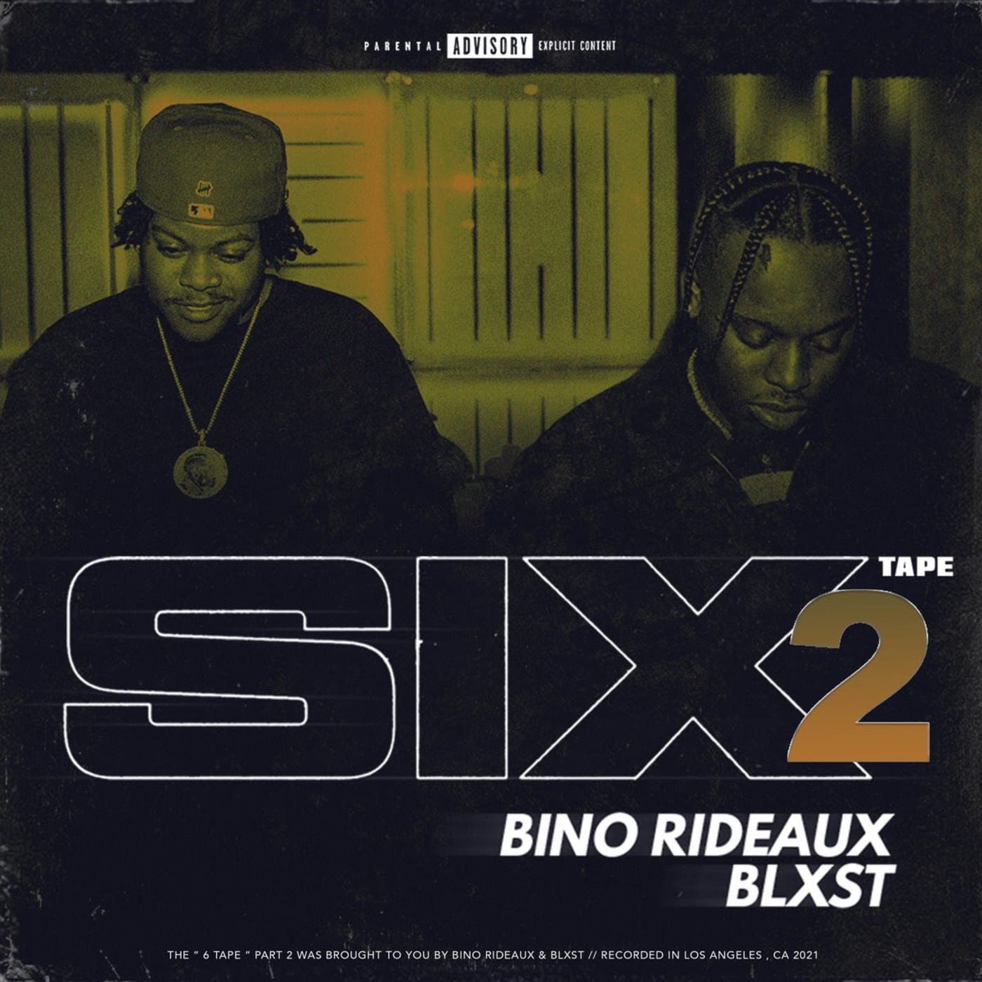 Blxst and Bino Rideaux